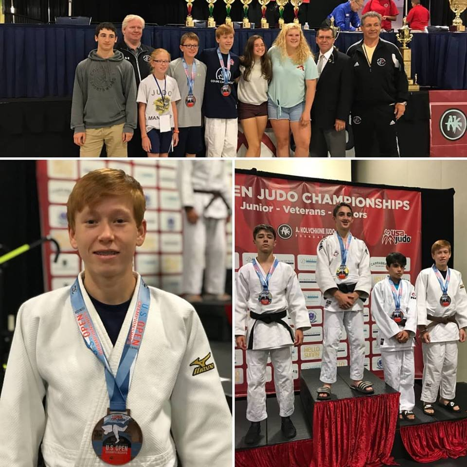 2018 Jr. US Open, Fort Lauderdale , Florida