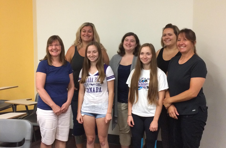 Judo Manitoba Women's committee