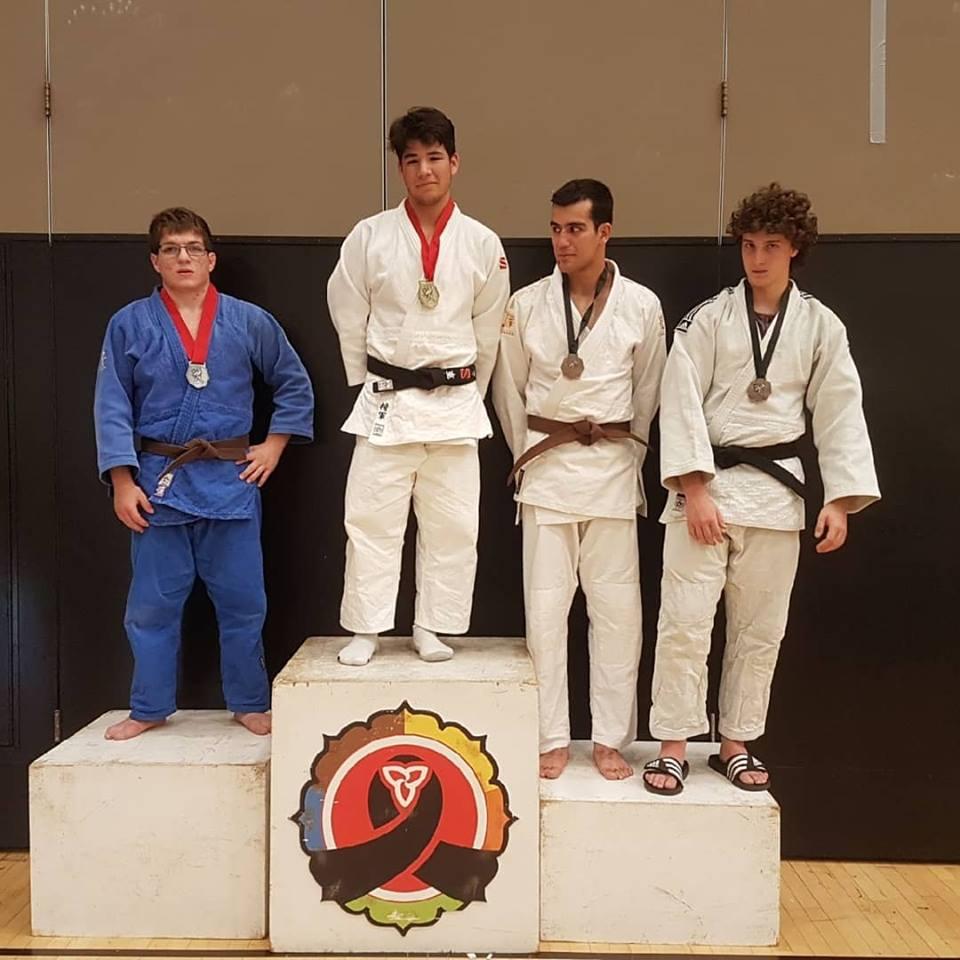 Shogun Laczko – Asahi Open Gold
